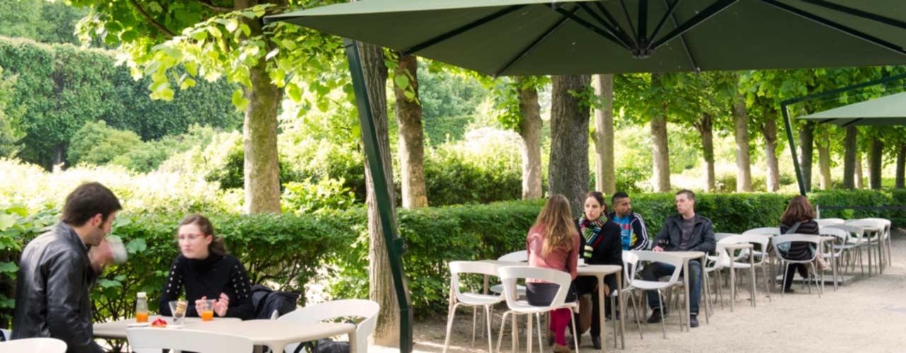 Fl ner dans les jardins au mus e rodin cartridge world paris 08 - Terrasse et jardin lagny paris ...